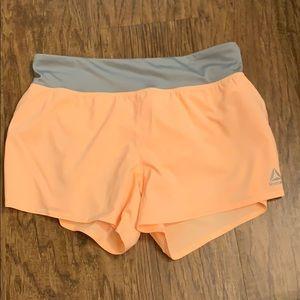 Reebok workout shorts size small